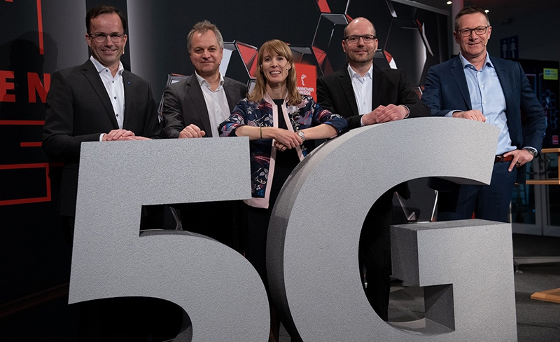 HANNOVER MESSE en pleno auge con Industria 4.0, inteligencia artificial y 5G