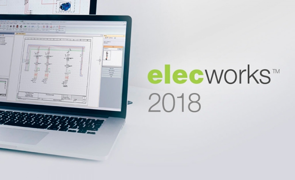 Nueva version CAD Electrico elecworks 2018