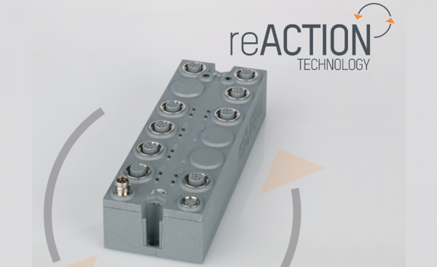reACTION - Automatización ultrarápida con tiempos de ciclo inferior a 1 µs