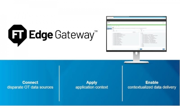 FactoryTalk Edge Gateway acelerar la convergencia de IT/OT