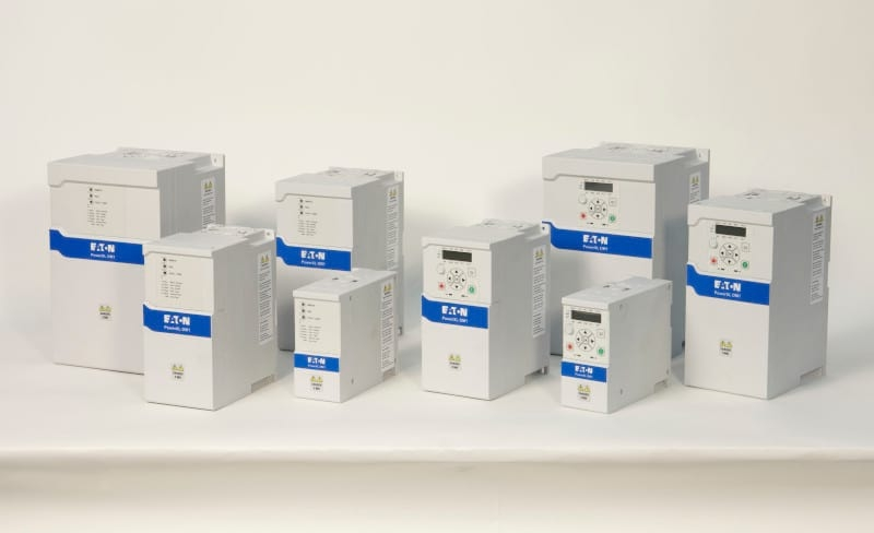 New Eaton PowerXL DM1 frequency converter: smaller size and great performance
