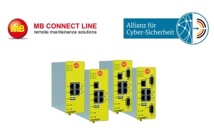 MB Connect Line forma parte de Alliance for Cyber Security