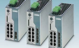 Switches gestionados para redes EtherNet/IP