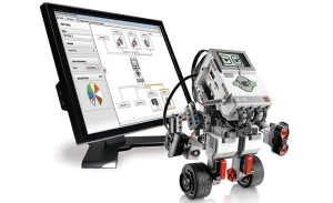 LabVIEW compatible con LEGO MINDSTORMS