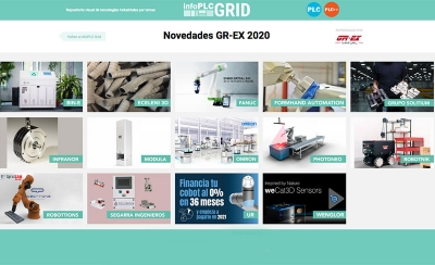 GRID | Las novedades tecnológicas de Global Robot Expo Virtual 2020
