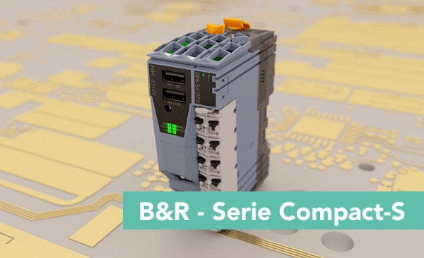 B&R - Serie Compact-S