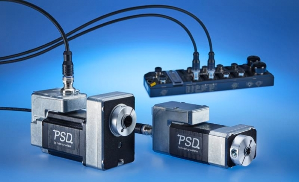 Nuevos módulos de software para PSD Direct Drives con IO-Link