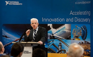 Alex Davern nuevo presidente de National Instruments