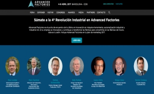 MESbook, ponente principal en Advanced Factories
