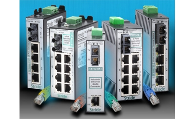 Industrial Ethernet Switches de Automation Direct se amplian a fibra óptica