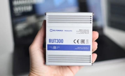 RUT300 Router industrial Ethernet