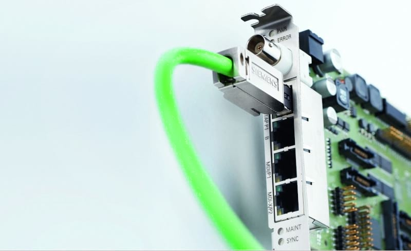 PROFINET con IRT - Determinismo y Data Access