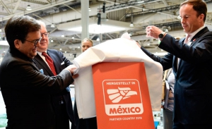 México Partner Country en HANNOVER MESSE  2018