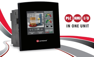Unitronics presenta Samba all-in-one PLC + HMI