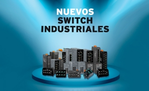 Switches Industriales de ICPDAS