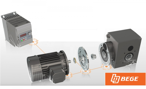 Bege Power Transmission amplía su gama de encoders