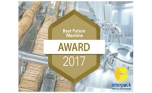 "Interpack 2017: Premio ""Best Future Machine"" promovido por Rockwell Automation"