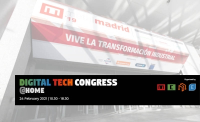 Easyfairs y sus ferias industriales presentan el Digital Tech Congress @ Home