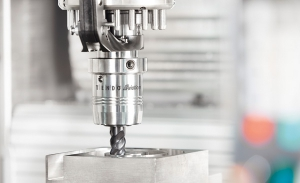 SCHUNK TENDO Aviation Mecanizado de altas prestaciones