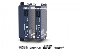 Servosistema para EtherCAT, PROFINET, POWERLINK y EtherNet / IP