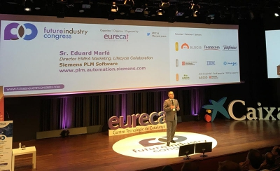 Eurecat convoca al Future Industry Congress