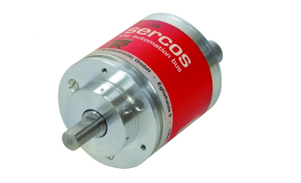 Encoder absoluto rotativo con interface SERCOS III