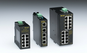 Switches Ethernet industriales, un mercado que crece