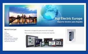 "Fuji Electric, conjuntamente con SIDE presenta  ""Servicio 24h de Stock Fuji Electric"""