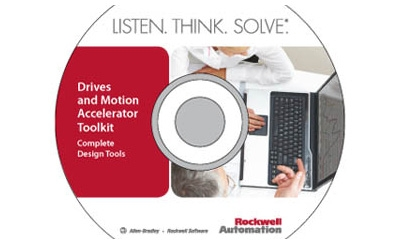 Nuevo Drivers and Motion accelerator toolkit de Rockwell