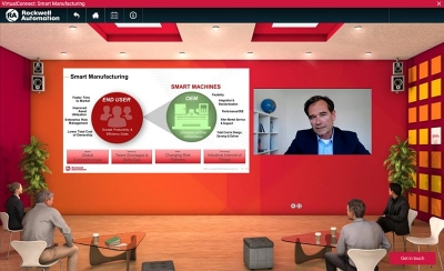 II Virtual Connect de Rockwell Automation