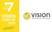 HD Vision Systems obtiene el premio VISION Start-up 2020
