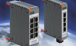 Eficiente Fast-Ethernet con switches certificados UL