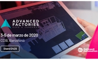 Rockwell Automation presentará la fabricación inteligente en Advanced Factories 2020