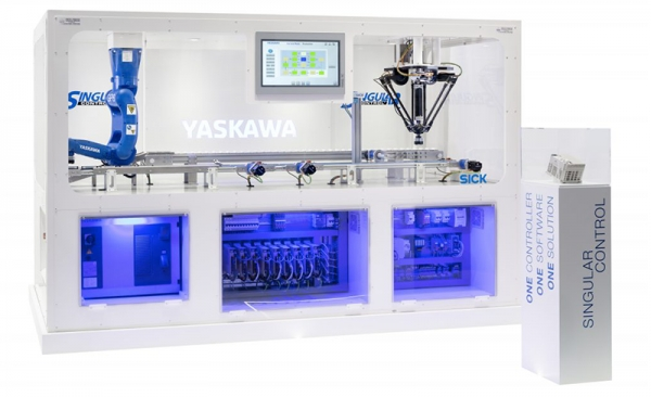 Yaskawa en SPS 2019: smart production solutions