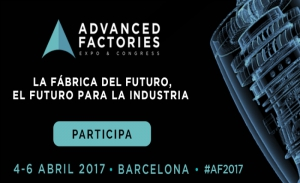 Todo a punto para Advanced Factories