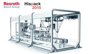 Soluciones Food & Packaging de Bosch Rexroth en Hispack 2015