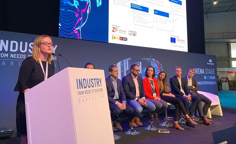 Industry revive las IN(3D)TALKS Healthcare