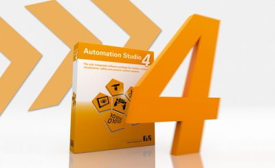 Ya esta disponible el software de automatización Automation Studio 4 de B&R