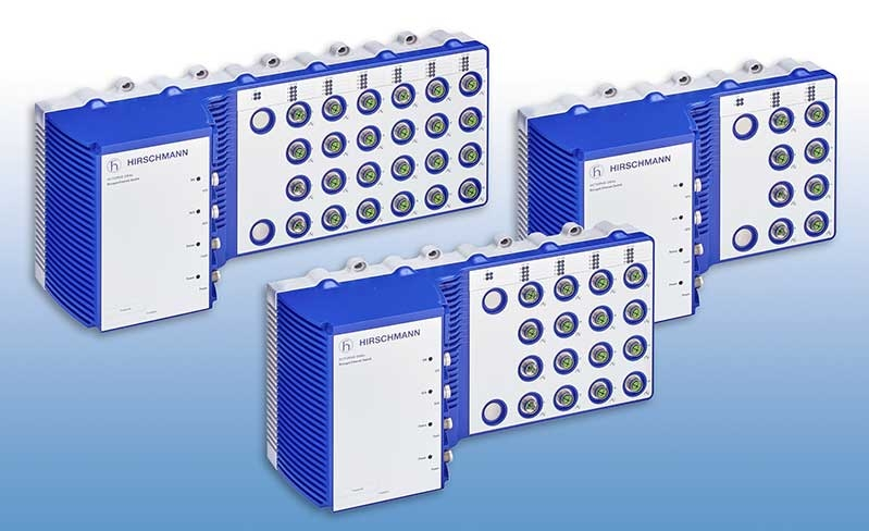 Belden presenta los nuevos switches Gigabit Ethernet completo